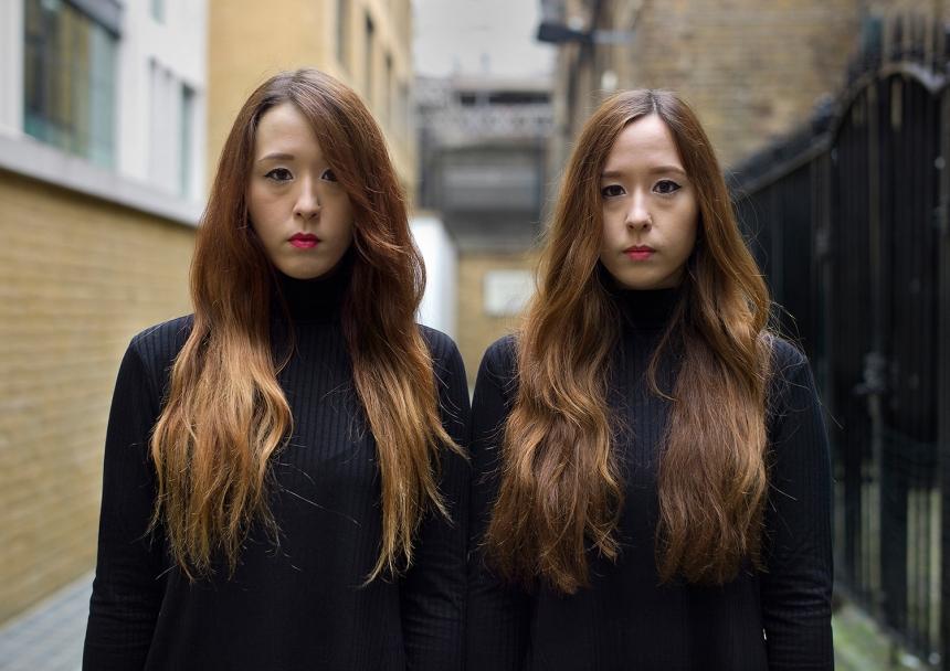 сходства и различия близнецов, фотопроект, Питер Зелевски, Peter Zelewski