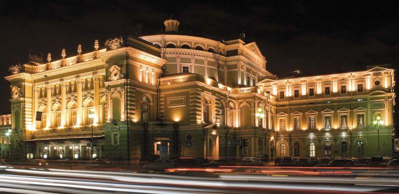 Самые красивые оперные театры