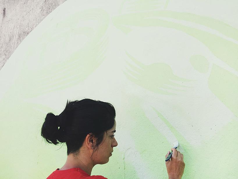 трансформирующийся стрит-арт, Reskate Arts & Crafts