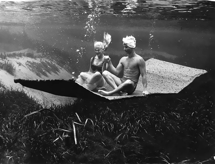 под водой, пин-ап фотографии, Брюс Мозерт, Bruce Mozert