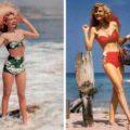 Бикини: история возникновения и винтажные снимки