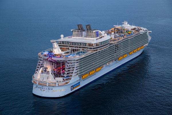 Harmony of the Seas — крупнейшее круизное судно в мире