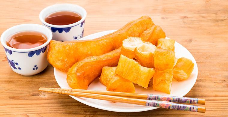 Что едят на завтрак жители Китая