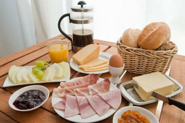 Что едят на завтрак жители Германии