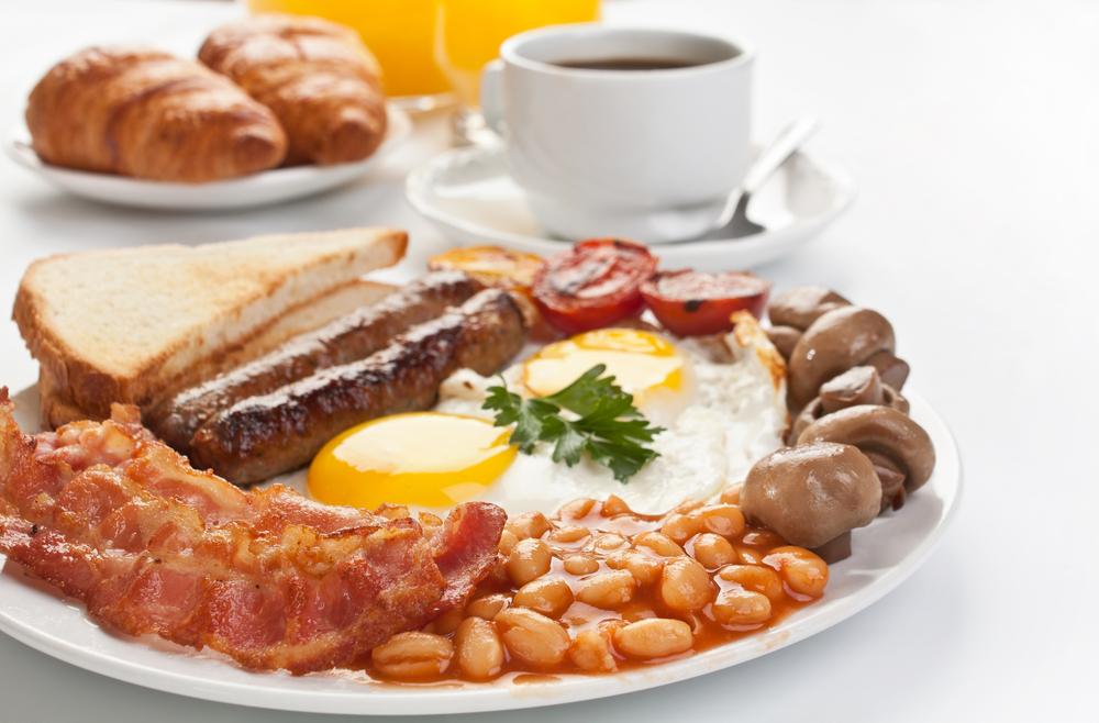 Что едят на завтрак жители США