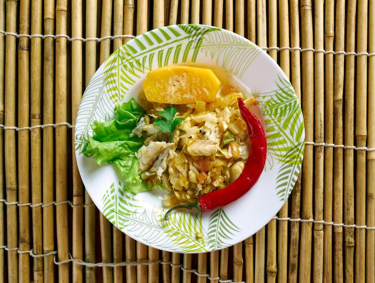 Что едят на завтрак жители Ямайки