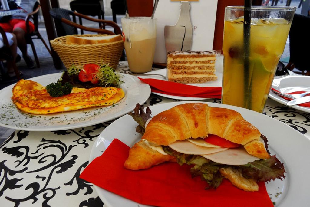Что едят на завтрак жители Чехии
