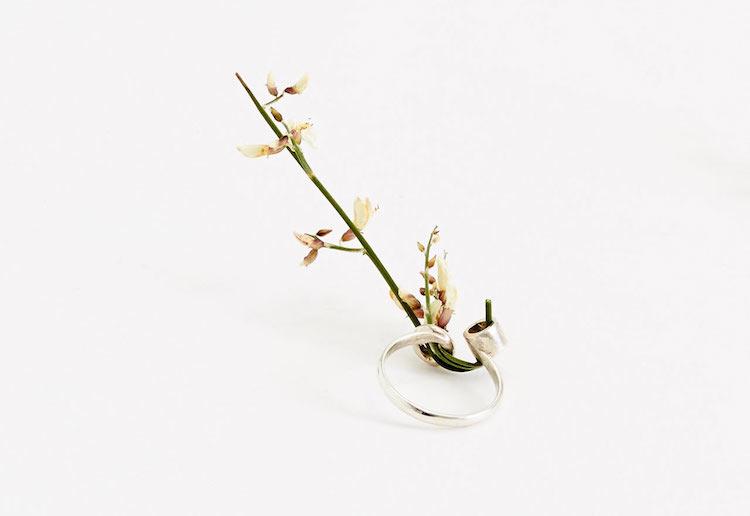 букеты на ваших руках, элегантные кольца, Гахи Канг, Gahee Kang
