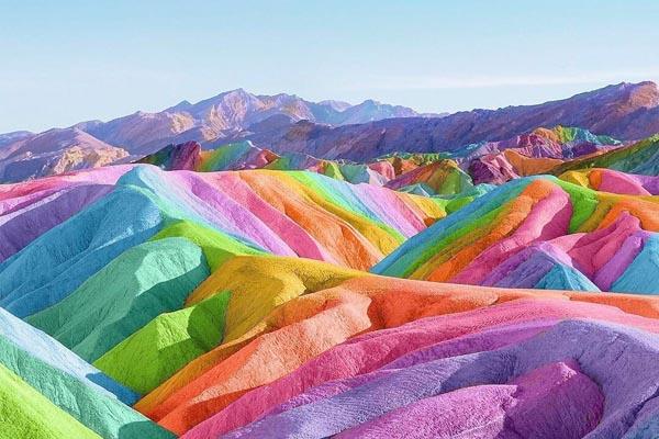Ярче радуги: красочные фотографии от Рамзи Марси