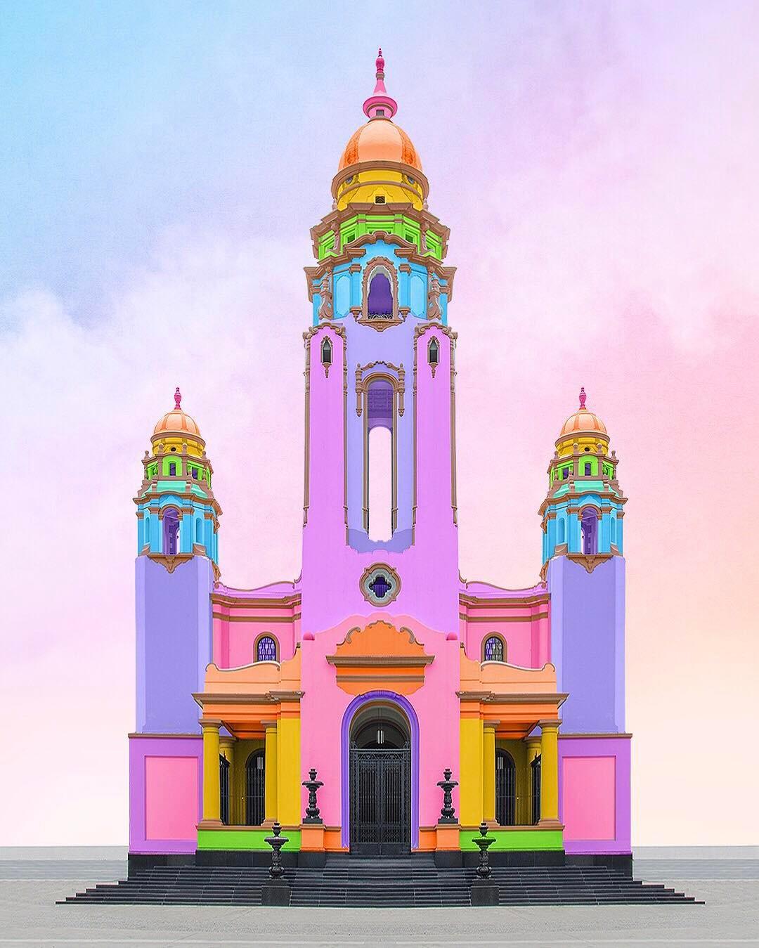 Ярче радуги: красочные фотографии от Рамзи Марси (Ramzy Masri)