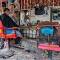 Камбоджийские парикмахерские: фотопроект Роберта Гётцфрида