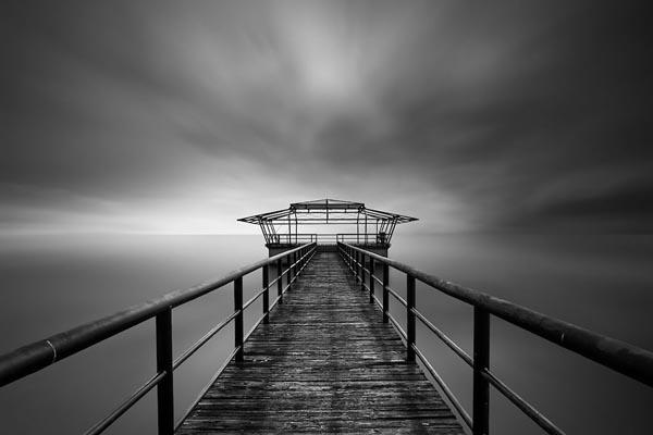 Атмосферные пейзажи в фотографиях Джорджа Дигалакиса