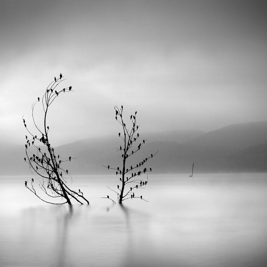 минимализм, пейзажи в фотографиях, Джордж Дигалакис, George Digalakis