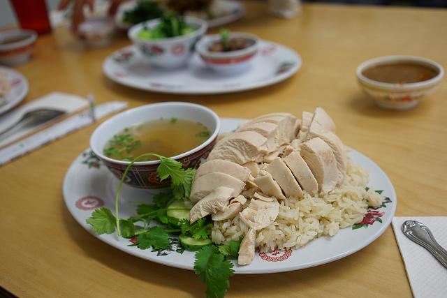 Что едят на завтрак жители Таиланда