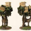 Изящные миниатюрные скульптуры от Сонг Канг