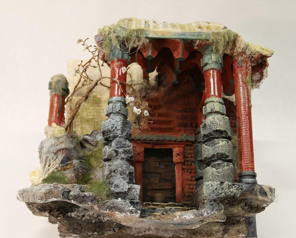 миниатюрные скульптуры, Сонг Канг, Song Kang