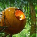 Уникальный сферический отель Free Spirit Spheres