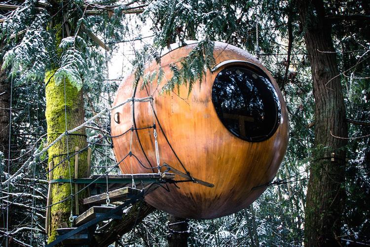 сферический отель, Free Spirit Spheres