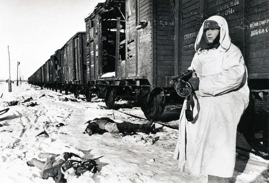 Часовой (разъезд взят), 1941 год