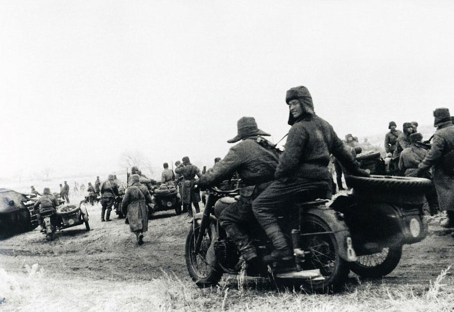 Сталинград. Ноябрь, 1942 год