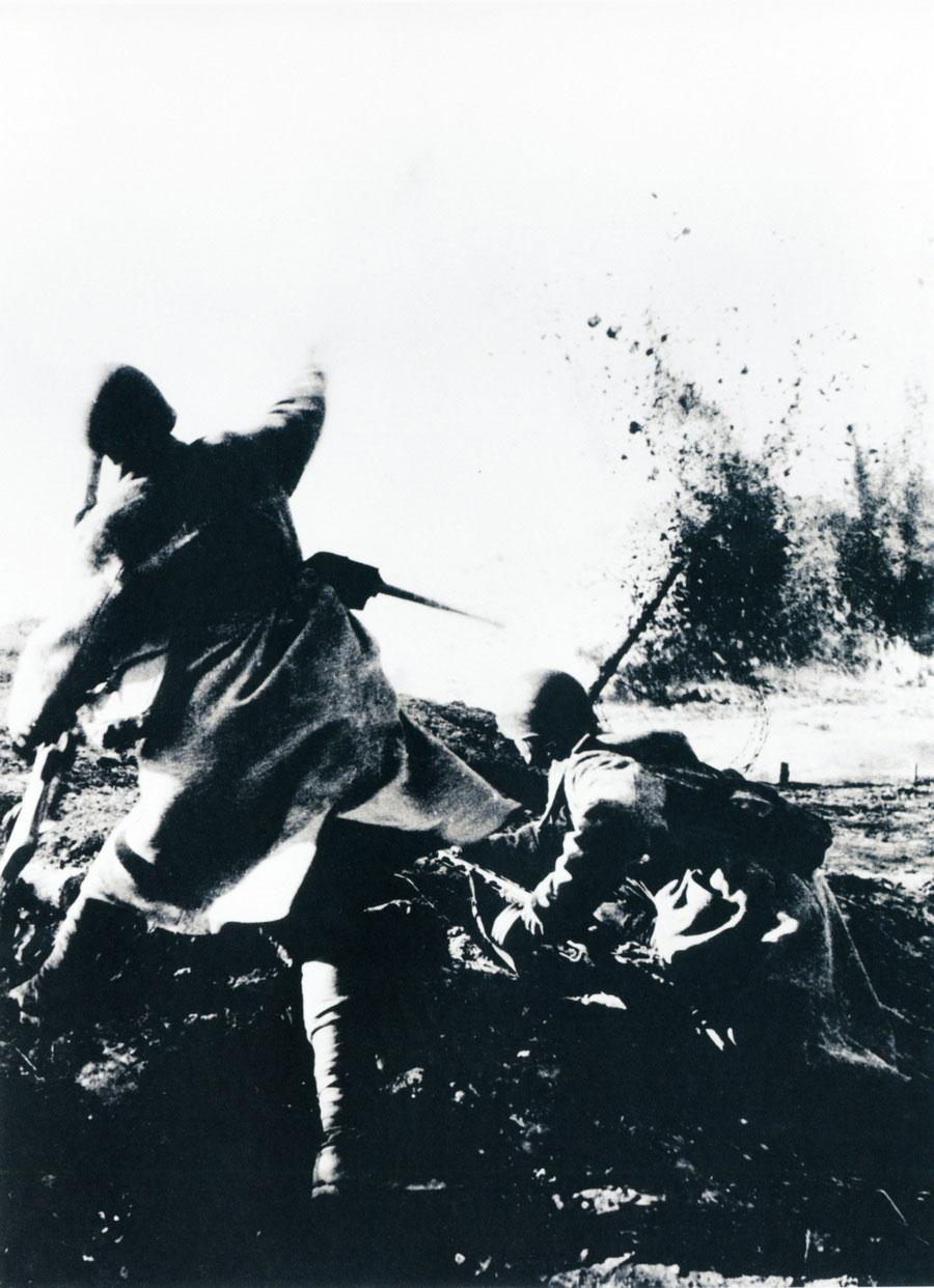 Ближний бой, 1942 год