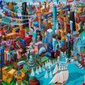 Панорамы известных городов мира от Вука Вучковича