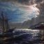 Восхитительные морские пейзажи в картинах Марека Ружика