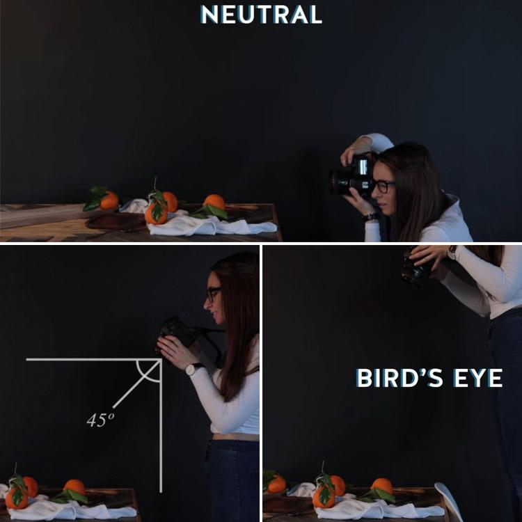 Как создать стильный натюрморт в фотографии