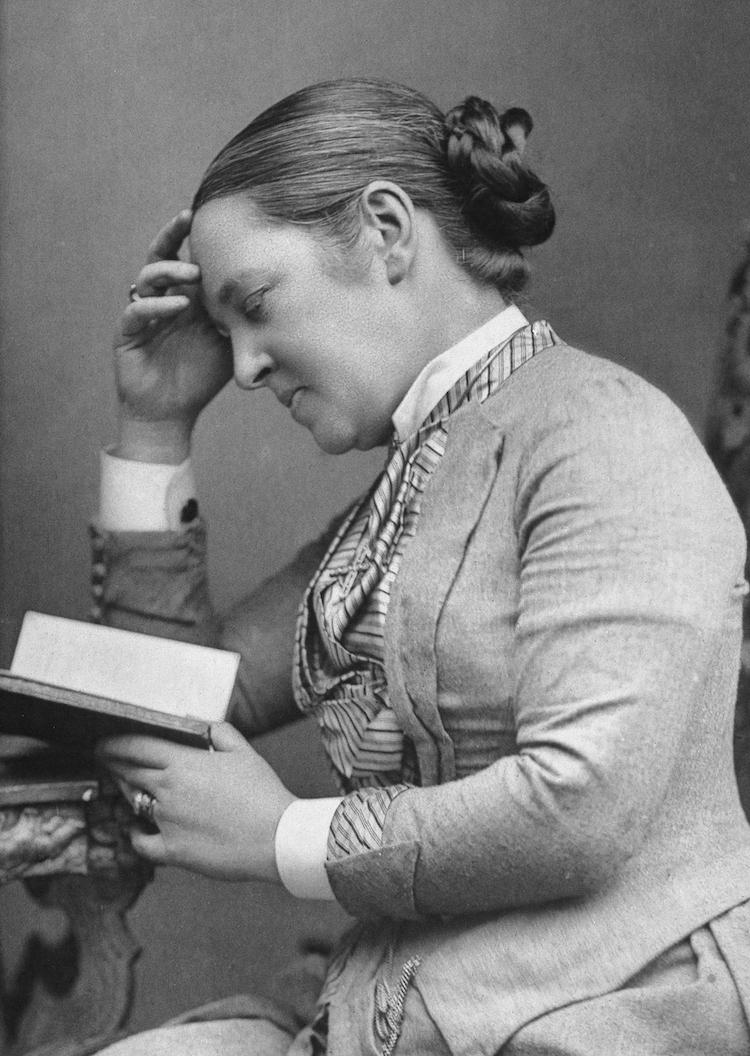 Элизабет Гаррет Андерсон, Elizabeth Garrett Anderson