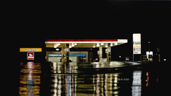 ночные пейзажи, Питер Д. Харрис, Peter D. Harris