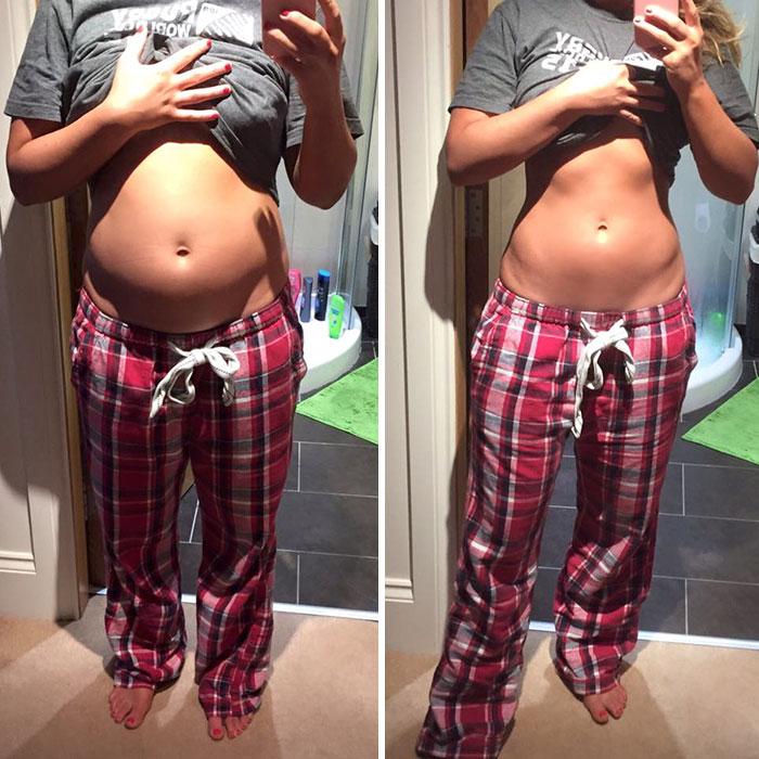 идеальное тело, фотографии до и после