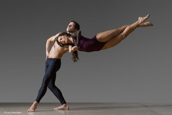 Невидимые моменты танца в фотографиях Лоис Гринфилд
