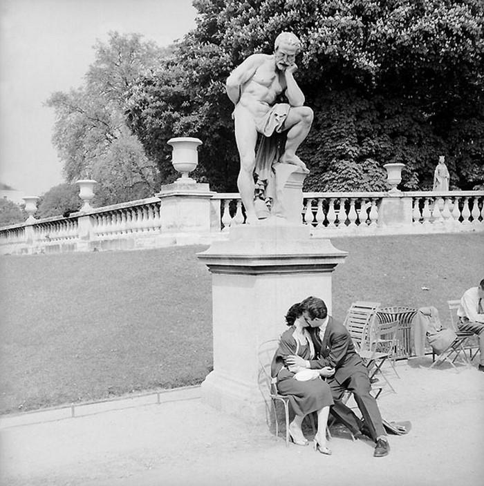 винтажные фотографии, фотографии с юмором, Рене Мальтет, René Maltête