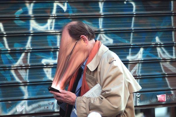Влияние современных технологий глазами фотографа Антуана Гейгера