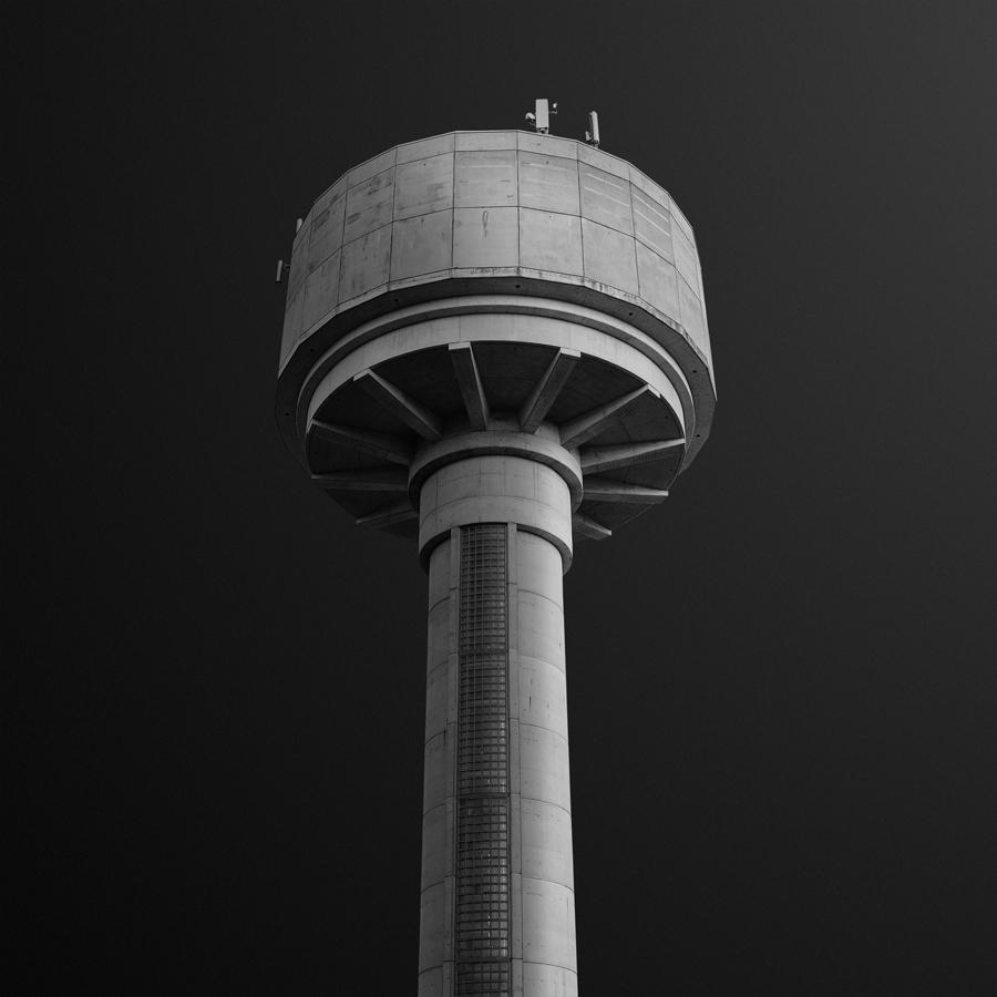 водонапорные башни, фотографии, Гедиминас Карбаускис, Gediminas Karbauskis