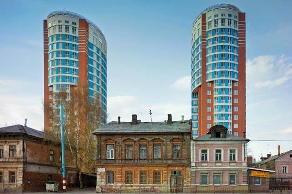 Странная постсоветская архитектура в фотографиях Франка Херфорта