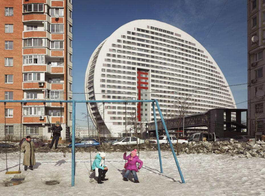 Imperial Pomp, постсоветская архитектура, фотографии, Франк Херфорт, Frank Herfort