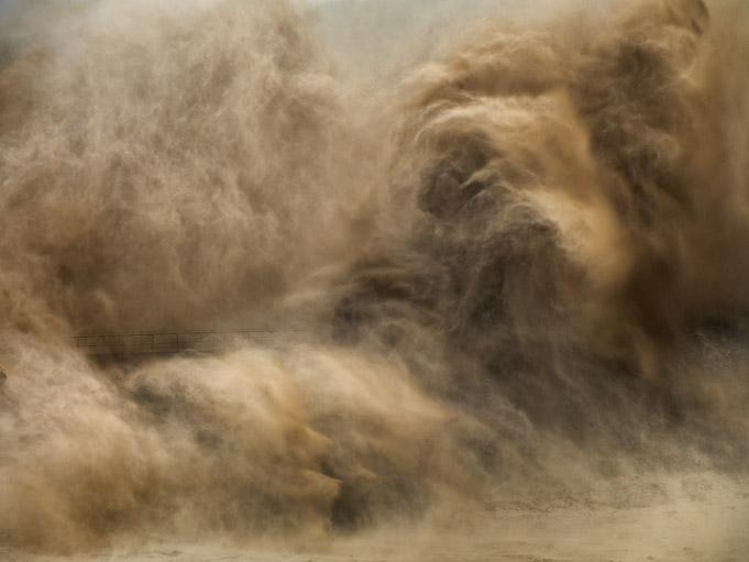 влияние промышленности на водные ресурсы, фотографии, Эдвард Буртинский, Edward Burtynsky