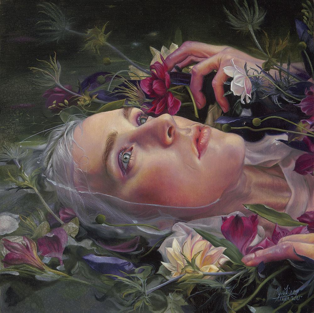 сказочные портреты женщин, Кэри-Лиз Александр, Kari-Lise Alexander