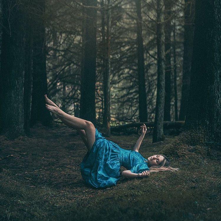 сюрреализм, фотографии, Адам Бёрд, Adam Bird