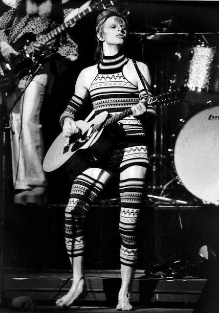 Дэвид Боуи, 1972