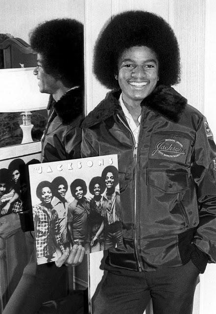 Майкл Джексон, 1977