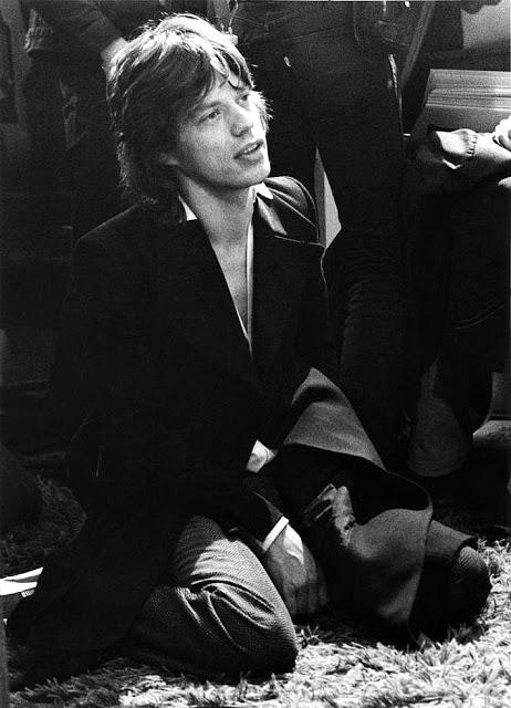 Мик Джаггер, 1972