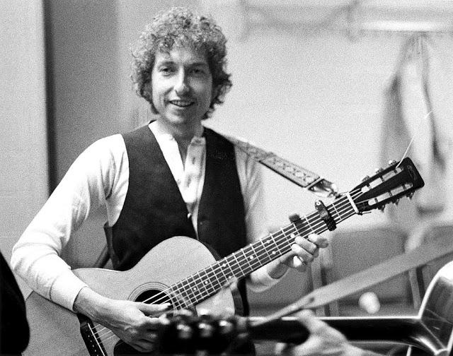 Боб Дилан, 1974