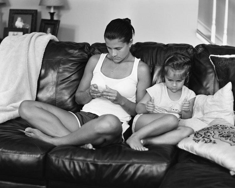 зависимость общества от технологий, фотопроект, Эрик Пикерсгилл, Eric Pickersgill
