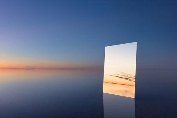 Эфемерные ландшафты озера Эйр в фотографиях Мюррея Фредерикса