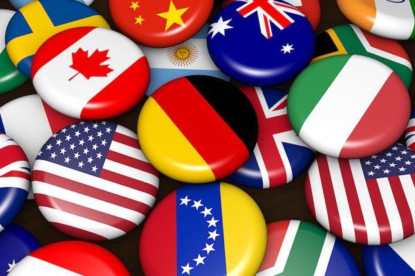 История происхождения названий различных стран