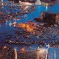 История масштабного концерта Pink Floyd в Венеции, 1989 год