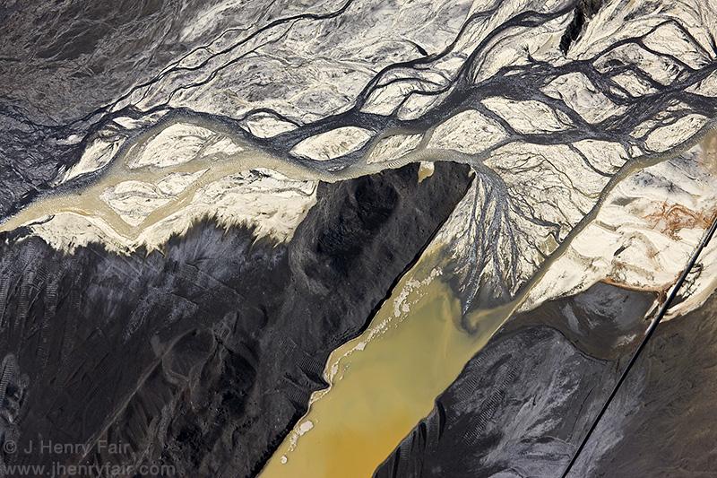 Отходы от сжигания угля на электростанции