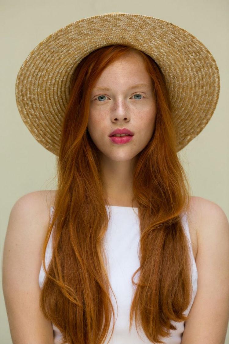 рыжеволосые женщины, рыжие волосы, проект, Брайан Даулинг, Brian Dowling